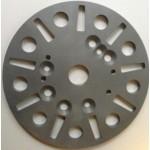 "10"" (250mm) Converter plate"