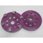 "7"" (175mm) x 6 PREMIUM 15mm Arrow Segment Diamond Grinding Cup Wheel"