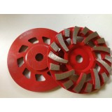 "7"" EIGHTEEN SEGMENT Low Profile MF 30/40#"